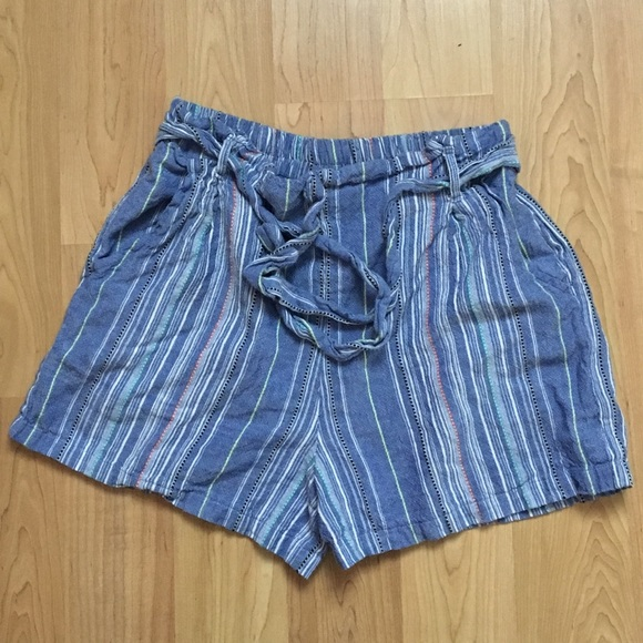 Free People Pants - High waisted shorts